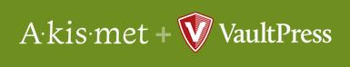 Akismet + VaultPress