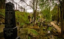 Sighisoara Citadel Cemetery