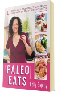 book cover of Paleo Eats